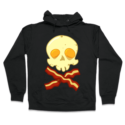 Bacon Roger Hooded Sweatshirt