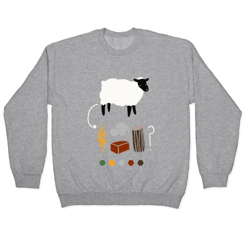 Want to Trade for My Sheep? Pullover