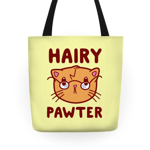 Hairy Pawter Tote