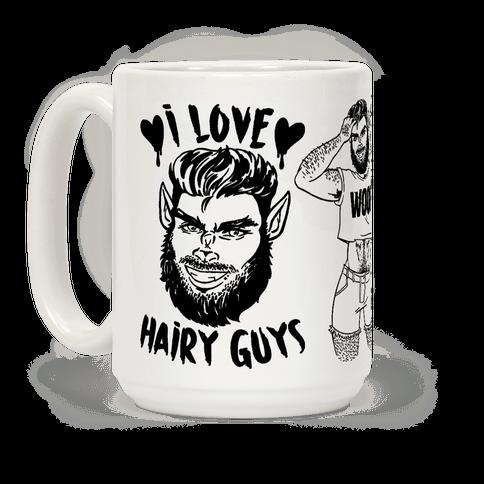 I Love Hairy Guys