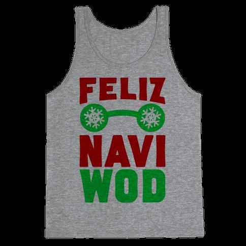 Feliz Navi-WOD Tank Top