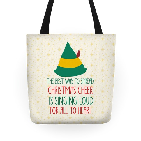 Christmas Cheer Tote