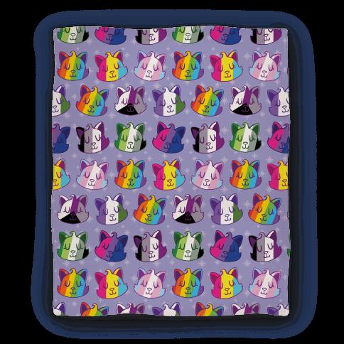 LGBTQ Cats Blanket