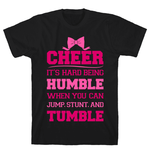 Cheer Mens T-Shirt
