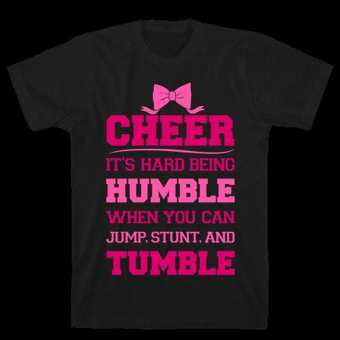 Cheer Mens T-Shirt