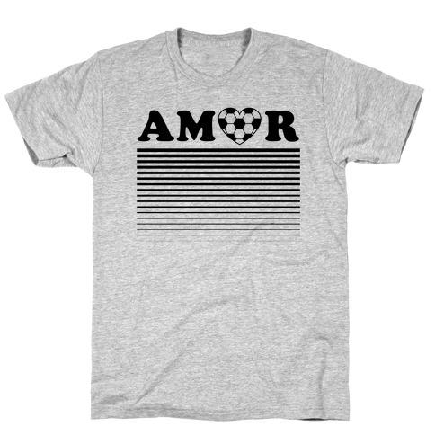 Amor Mens T-Shirt