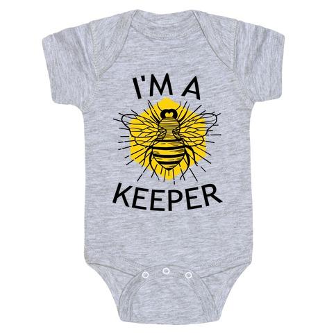 I'm A Keeper Baby Onesy