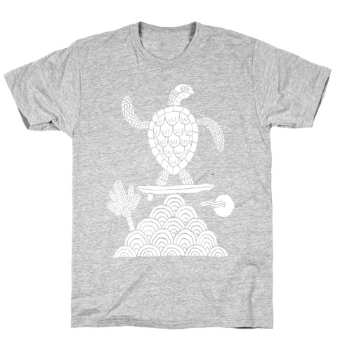 Surf Turtle T-Shirt