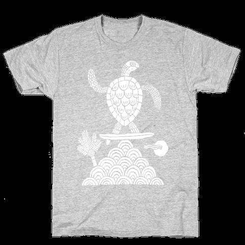 Surf Turtle