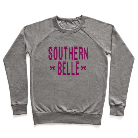 Southern Belle (Dark Tank) Pullover