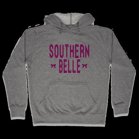 Southern Belle (Dark Tank) Hooded Sweatshirt