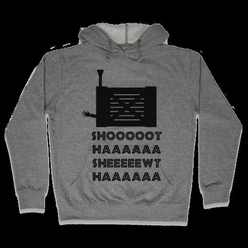 Shoot Her Hooded Sweatshirt