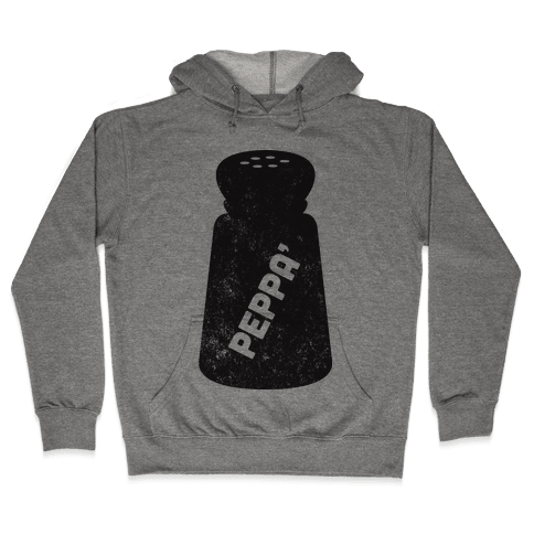 Pepper Hooded Sweatshirt