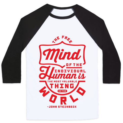 The Most Valuable Thing In The World Baseball Tee