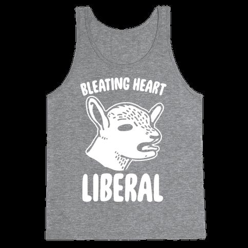 Bleating Heart Liberal Tank Top