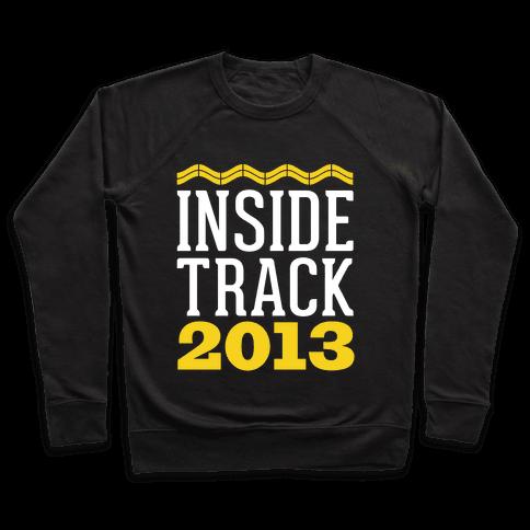 Inside Track 2013 Pullover