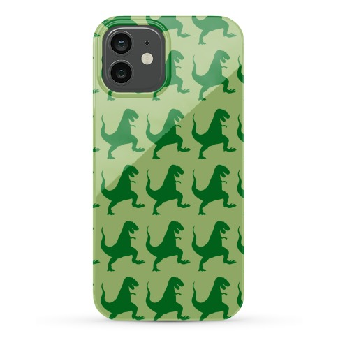 Dino Pattern Phone Case