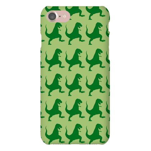 Dino Pattern Phone Case