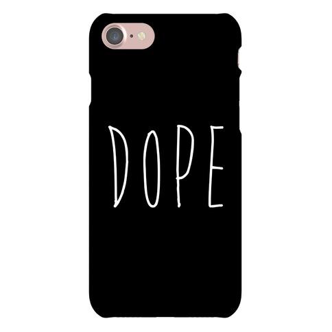 Dope Case Phone Case