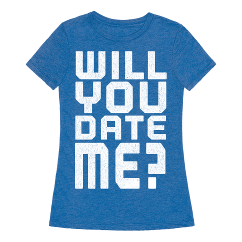 Like This If You Would Date Me' design on t-shirt, poster, mug and ...