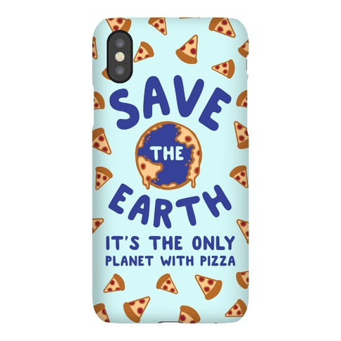 Save The Earth Phone Case