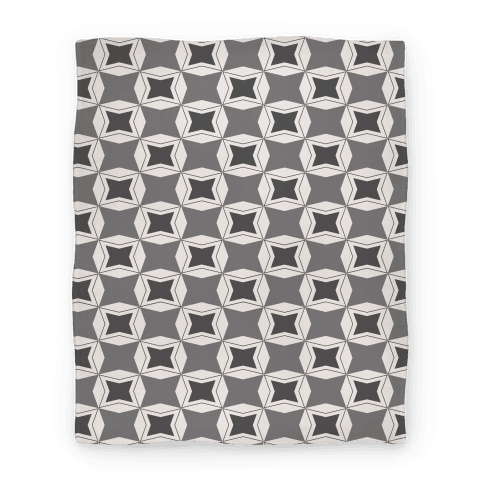 Checker Pattern Blanket Blanket