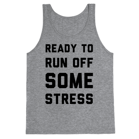 Ready To Run Tank Top