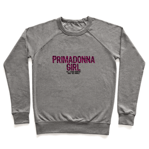 Primadonna Girl Pullover
