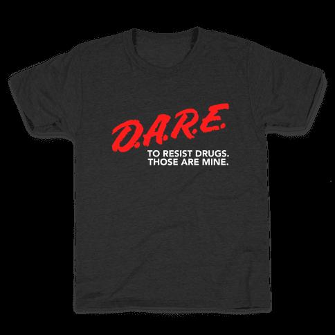 DARE Parody Kids T-Shirt