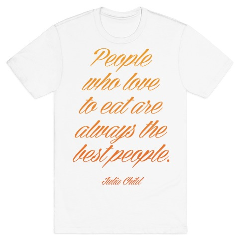 People Who Eat T-Shirt