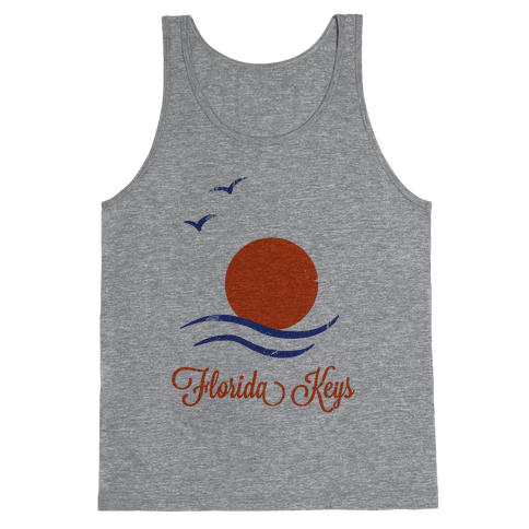Florida Keys (Vintage) Tank Top