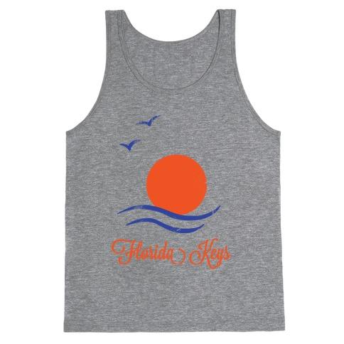 Florida Keys (Vintage) Tank Top