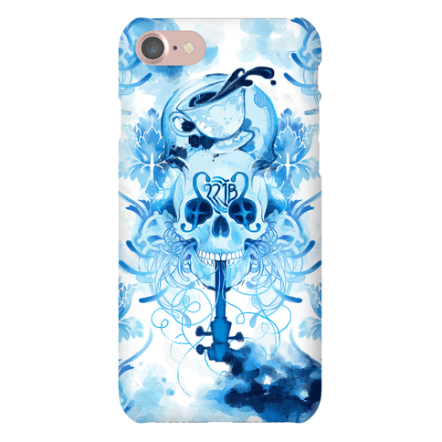 Sherlock Watercolor Phone Case