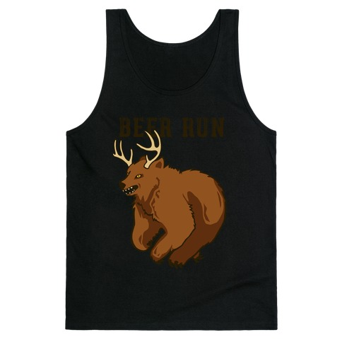 Beer Run Tank Top
