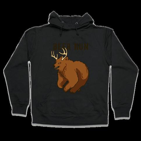 Beer Run Hooded Sweatshirt