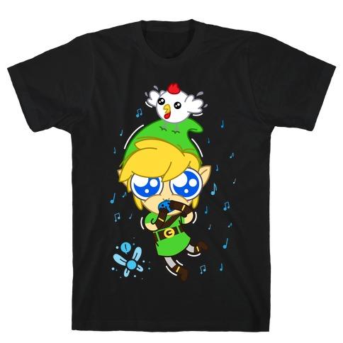 Chibi Link T-Shirt