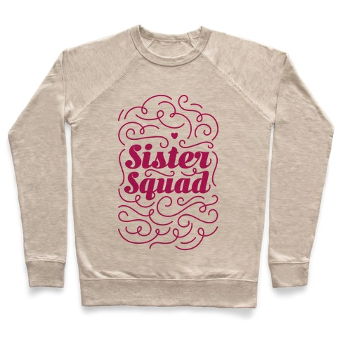 Sister Squad Pullover