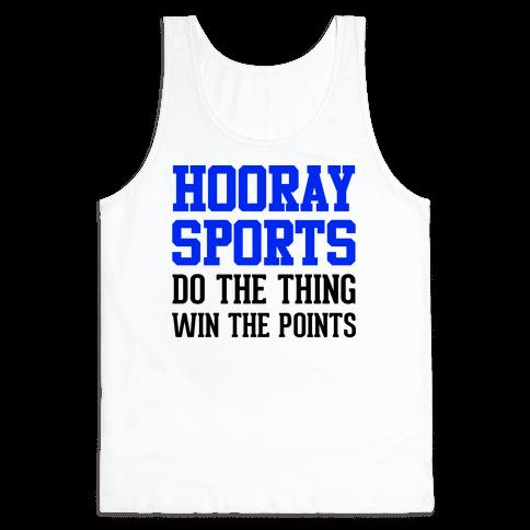 Hooray Sports Tank Top
