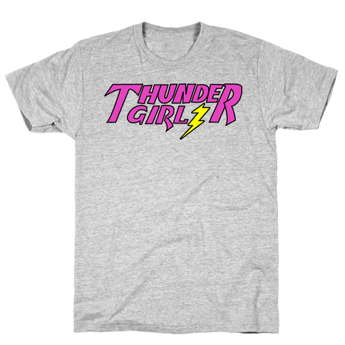 Thunder Power Mens T-Shirt