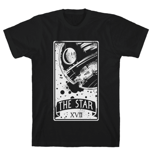 The Star Tarot Card Mens T-Shirt
