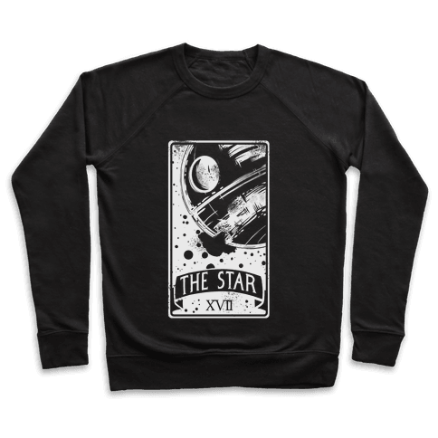 The Star Tarot Card Pullover
