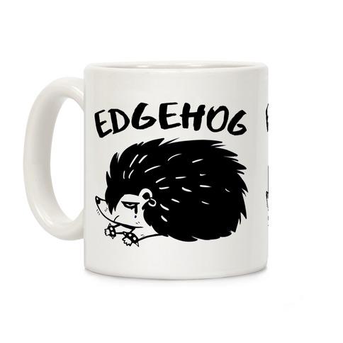 Edgehog Coffee Mug