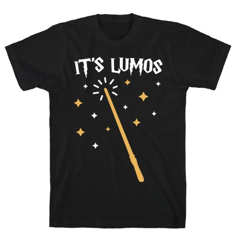 It's Lumos Mens T-Shirt