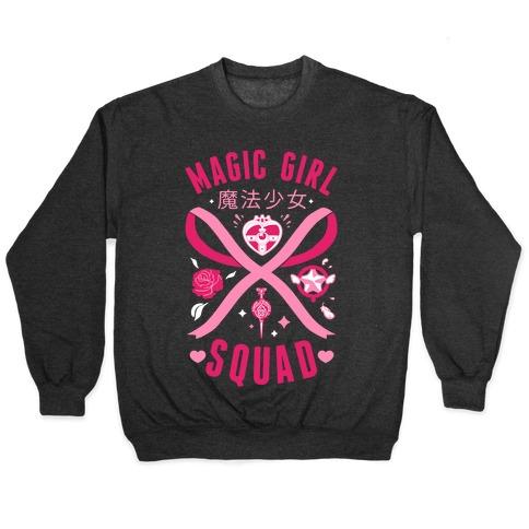 Magic Girl Squad Pullover