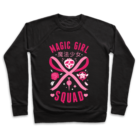 Magic Girl Squad Pullover
