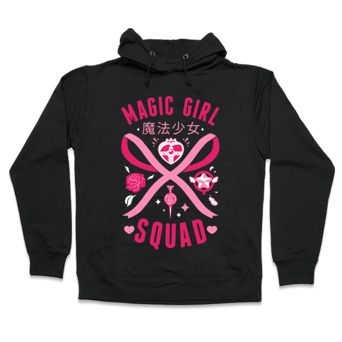 Magic Girl Squad Hooded Sweatshirt