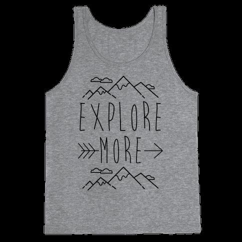 Explore More Tank Top