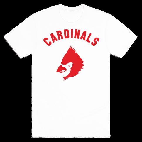 Cardinal Mens T-Shirt