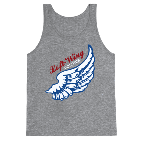 Left-Wing Politics Tank Top