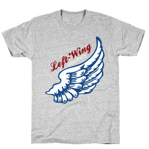 Left-Wing Politics Mens T-Shirt